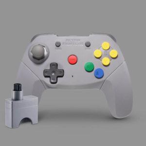 Retro Fighters Brawler 64 Wireless Edition (Gray)