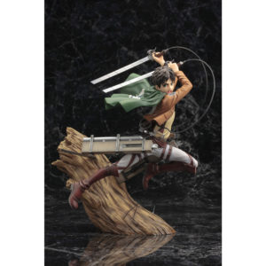 ARTFX J Eren Yeager Renewal Package ver. 1/8 Scale Figure