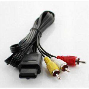SNES / N64 / GameCube AV Cable