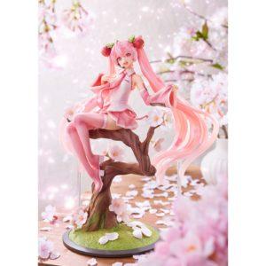 Sakura Miku – Sakura Fairy ver.  1/7 scale Figure