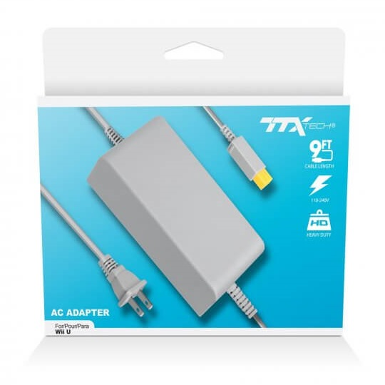 Wii U AC Adapter TTX