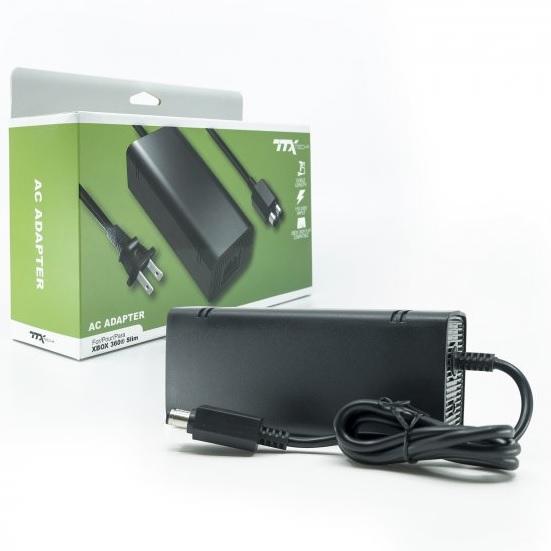 Xbox 360 S AC Adapter TTX 1