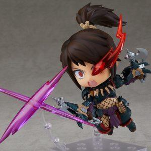 Nendoroid Hunter: Female Nargacuga Alpha Armor Ver. DX Ver. Figure