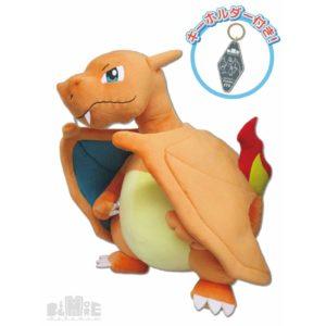 """Charizard """"Pokemon"""" BigMore! Plush"""