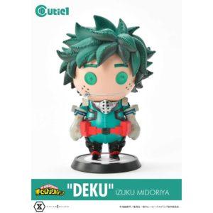 "Izuku Midoriya (Deku) ""My Hero Academia"" Cutie 1 Figure"