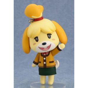 "Nendoroid Isabelle (Shizue) ""Animal Crossing"" Winter Ver. Figure"