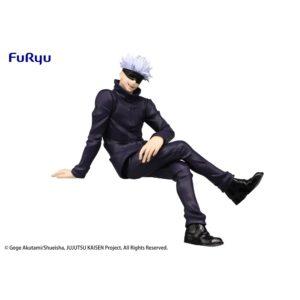 "Satoru Gojo ""Jujutsu Kaisen"" Noodle Stopper Figure"